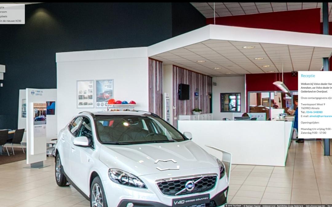 Neem plaats in de nieuwe Volvo XC90